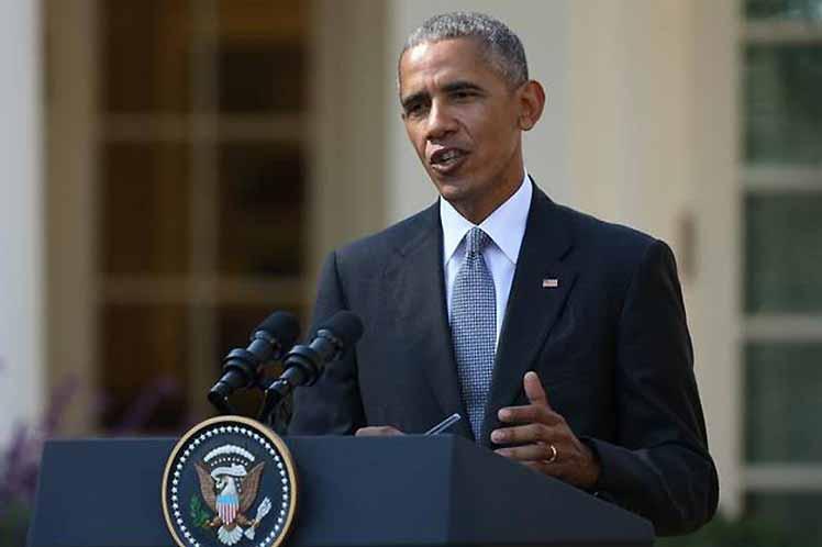 Obama ordenó la expulsión de 35 funcionarios rusos de Estados Unidos.