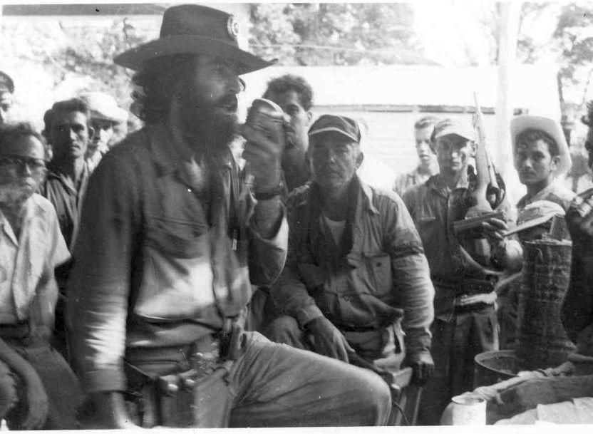 sancti spiritus, yaguajay, camilo cienfuegos, frente norte