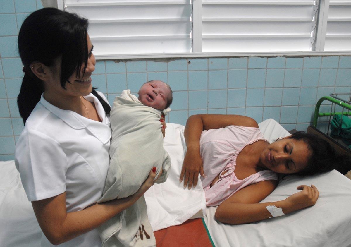 En Cuba la salud es un beneficio que a todos nos llegan por igual. (Fotos: Oscar Alfonso)