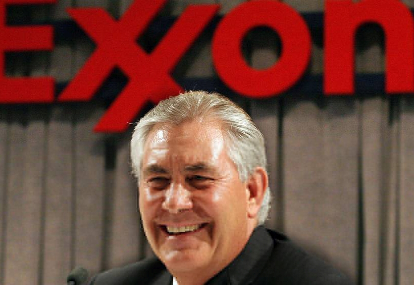 El presidente ejecutivo del gigante energético ExxonMibol, Rex Tillerson es favorito para convertirse en secretario de Estado.