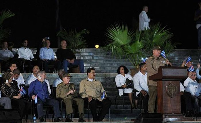 cuba, fidel castro, santiago de cuba, combatientes de la revolucion cubana