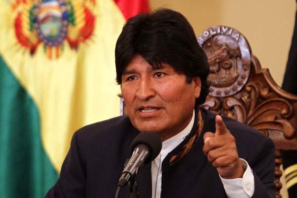 Evo Morales a Mercosur: No repitan con Venezuela lo que la OEA hizo con Cuba (Foto: EFE)