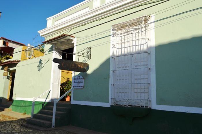 sancti spiritus, turismo, trinidad, la canchanchara