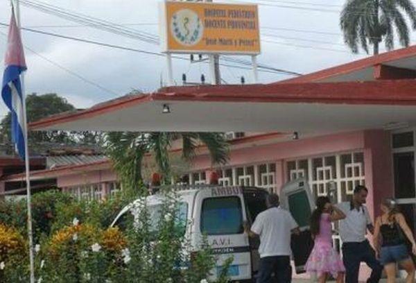 El Hospital Pediátrico José Martí Pérez mejora sus servicios.