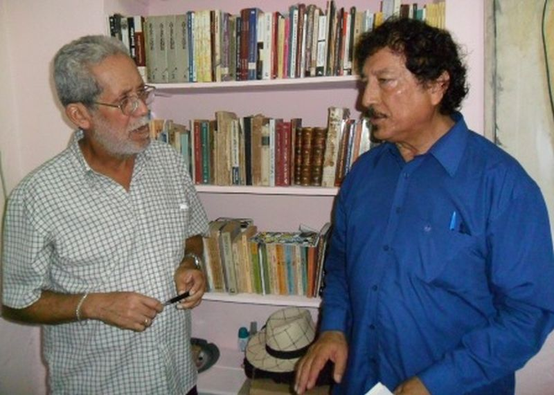 sancti spiritus, literatura, mexico