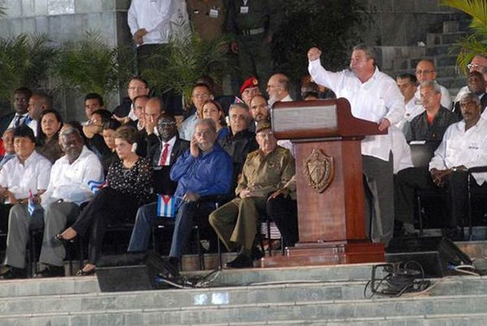 cuba, santiago de cuba, raul castro, fidel castro, lider de la revolucion cubana, central de trabajadores de cuba