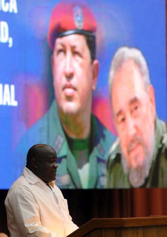 Walfrido Ramos dijo que suman más de 128 287 los profesionales de la salud cubanos que han cumplido misión en Venezuela. (Foto: ACN)