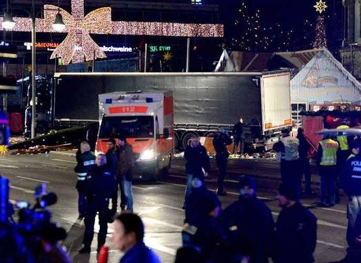alemania, berlin, terrorismo