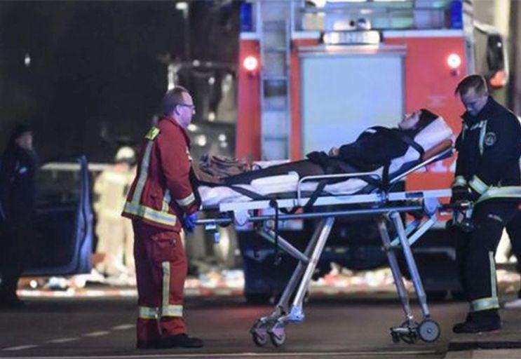 alemania, berlin, atentado