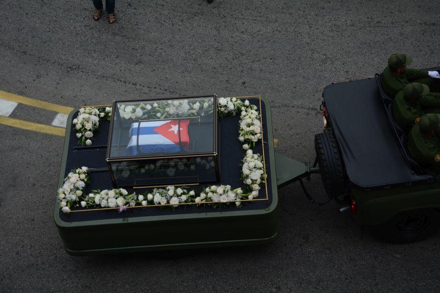 sancti spiritus, fidel castro ruz, comandante en jefe fidel castro, parque serafin sanchez Valdivia, cenizas de Fidel, caravana de la libertad