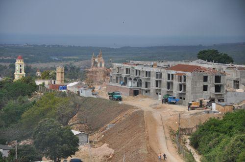 El hotel Pansea figura entre las edificaciones de más envergadura del MINTUR en el territorio.