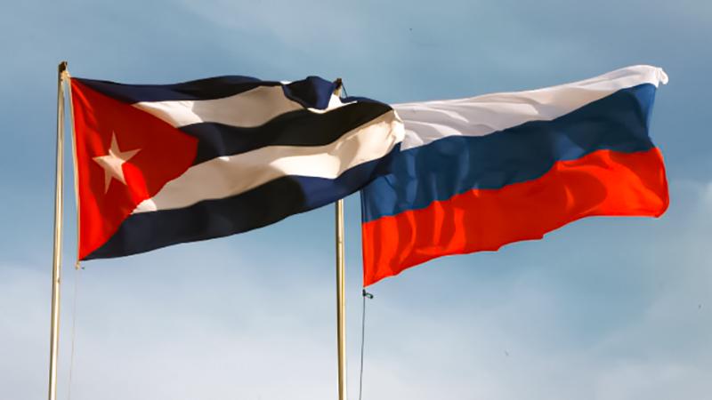 Cuba y Rusia coincidieron en fortalecer los nexos económicos y comerciales.