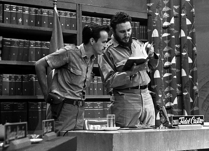 La capacidad expresiva de Fidel fue reconocida por los comunicadores espirituanos.