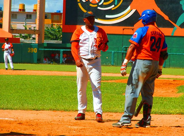 sancti spiritus, frederich cepeda, serie nacional de beisbol, play off