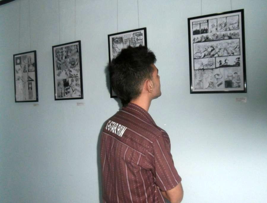 sancti spiritus, cultura, dibujos, historietas