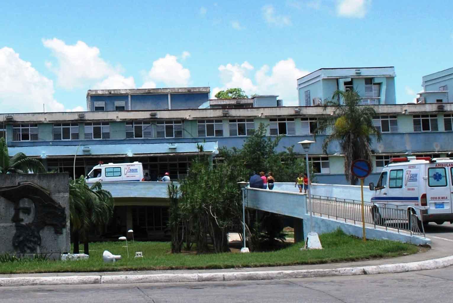 En el Hospital General espirituano se han invertido unos 28 millones de pesos.