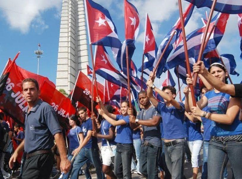 cuba, triunfo de la revolucion cubana, jovenes cubanos, far