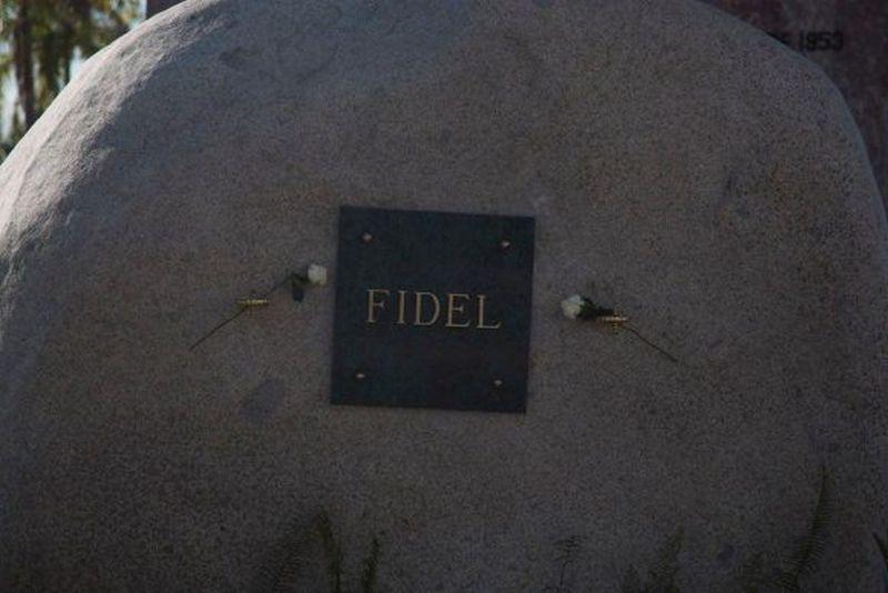 cuba, santiago de cuba, cementerio de santa ifigenia, fidel castro ruz, raul castro