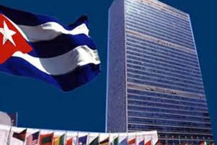Las resoluciones presentadas por Cuba promueven el fortalecimiento a nivel mundial de la paz y los derechos humanos.