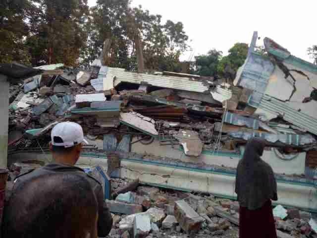 indonesia, terremoto