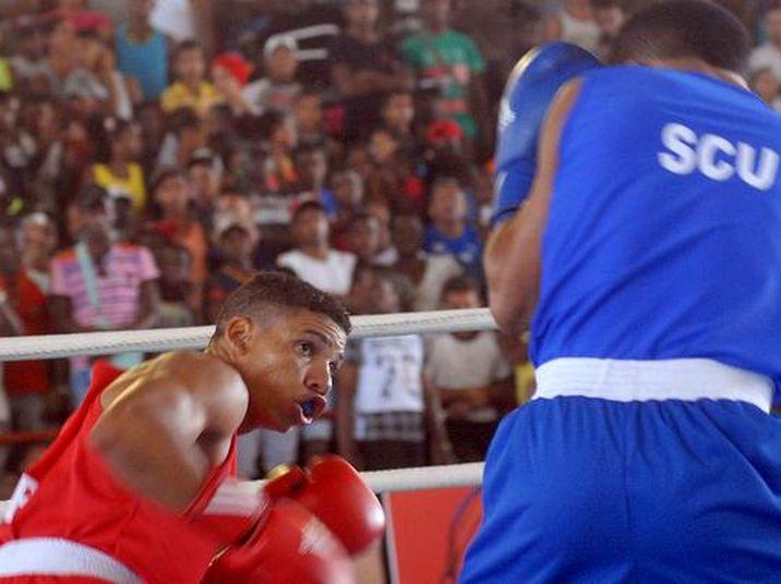 sancti spiritus, boxeo, yosbany veitia, torneo nacional de boxeo playa giron