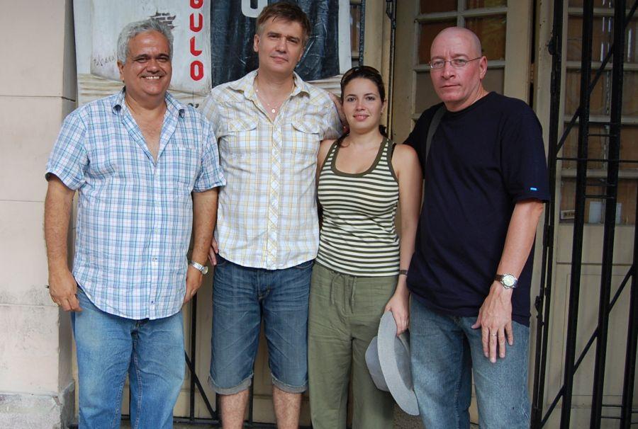 cuba, teatro, cine, periodismo, amado del pino