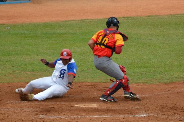 Granma pasó a comandar la serie por 2-1 ante Matanzas. (Foto: ACN)