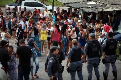 La masacre del Compaj se inscribe como la segunda más sangrienta en la historia del sistema penitenciario de Brasil. (Foto: Reuters)