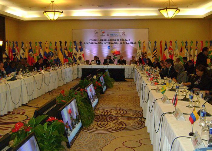 Este encuentro analizará durante dos días a puerta cerrada la política de cooperación de la Celac. (Foto: PL)