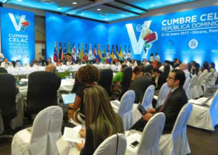 republica dominicana, V cumbre de la celac