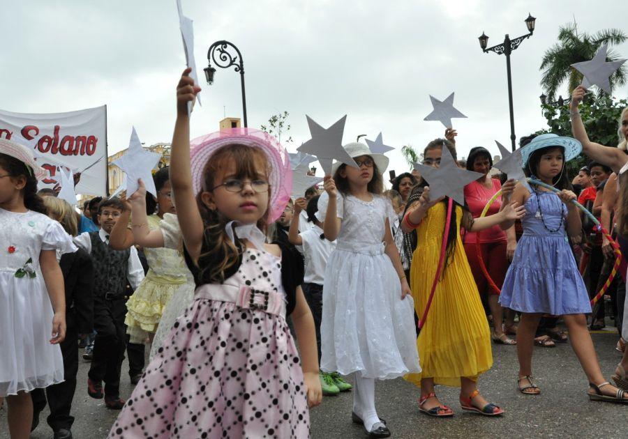 En el homenaje cada quien llevará su iniciativa: disfraces, pancartas, fotografías, banderas.