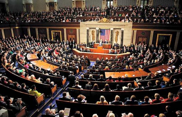 El nuevo Congreso inició sus funciones este martes, con una mayoría republicana.