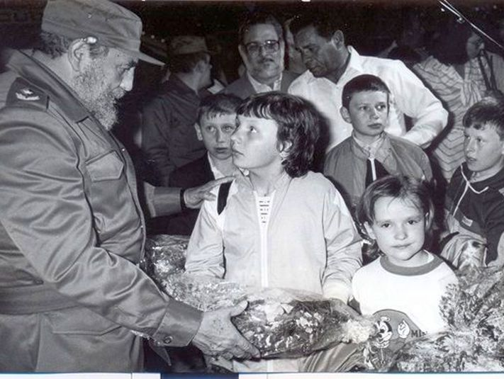 Presentarán en Cuba exposición sobre la historia de los niños de ...