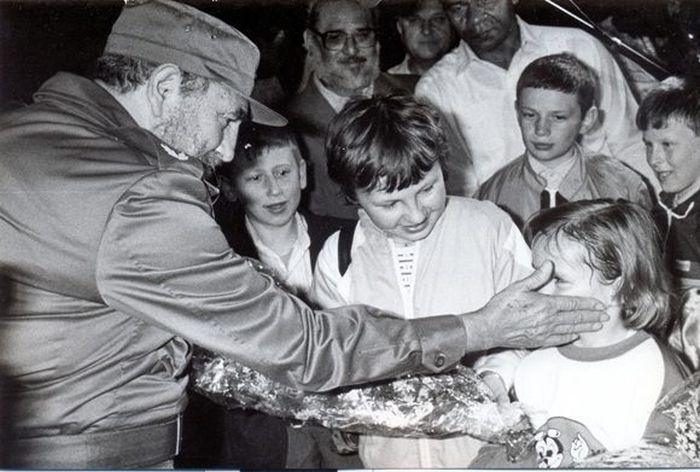 cuba, ucrania, chernobil, fidel castro, documental