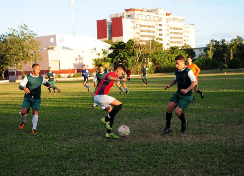 sancti spiritus, torneo nacional de futbol