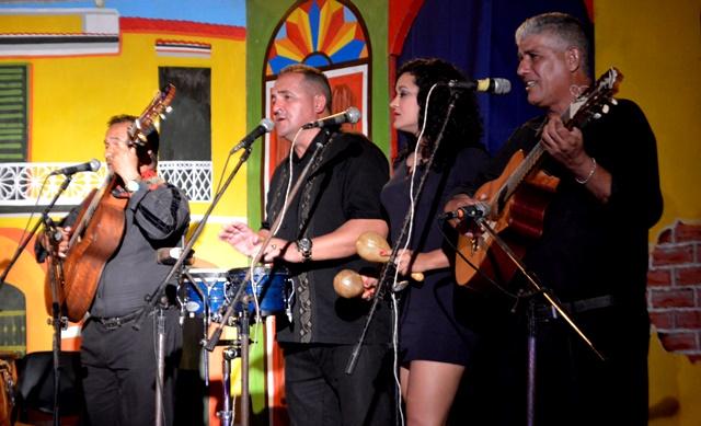 Trinidad es pionera de las semanas de cultura en el país. (Foto: Carlos Luis Sotolongo Puig/ Escambray)