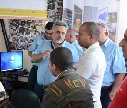 La Feria Tecnológica Guayabera 5.0 pone de manifiesto los progresos registrados en Cuba en ese campo. (Foto: Oscar Alfonso)
