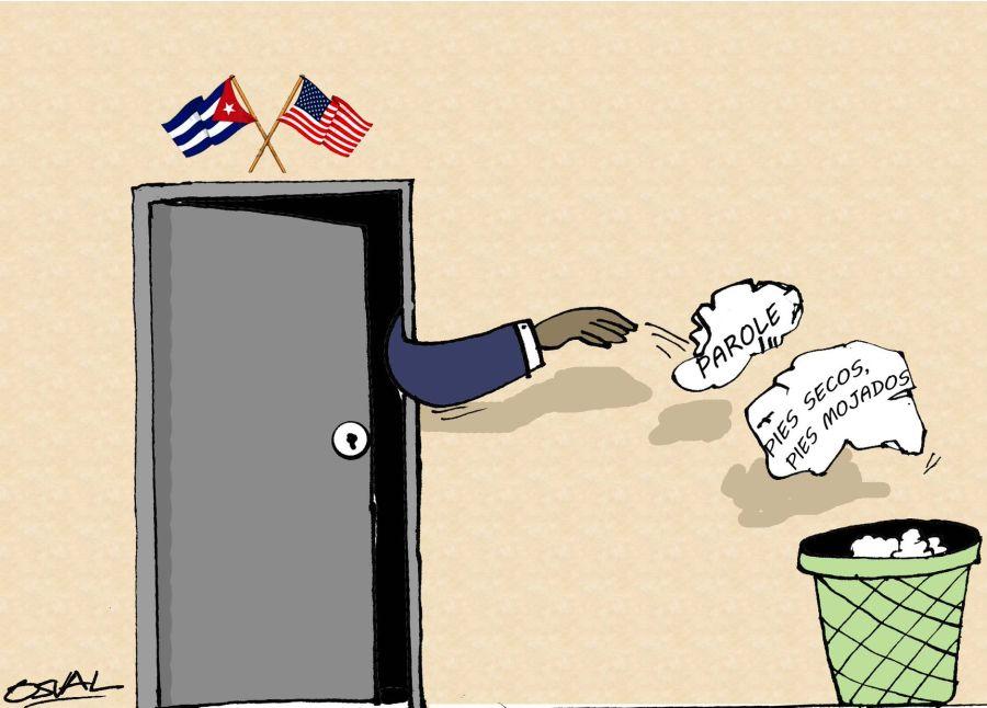 cuba, estados unidos, ley de ajuste cubano, relaciones cuba-estados unidos, emigracion