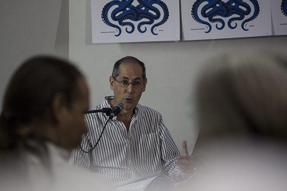 Jorge Fornet, director del Centro de Investigaciones Literarias de Casa de las Américas.