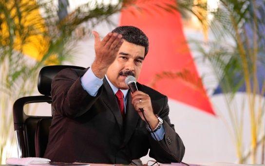 Maduro anunció un proceso de consolidación de las misiones sociales. (Foto: Prensa Presidencial)