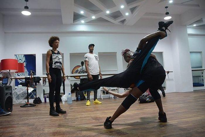 cuba, cultura, bailando en cuba, television cubana