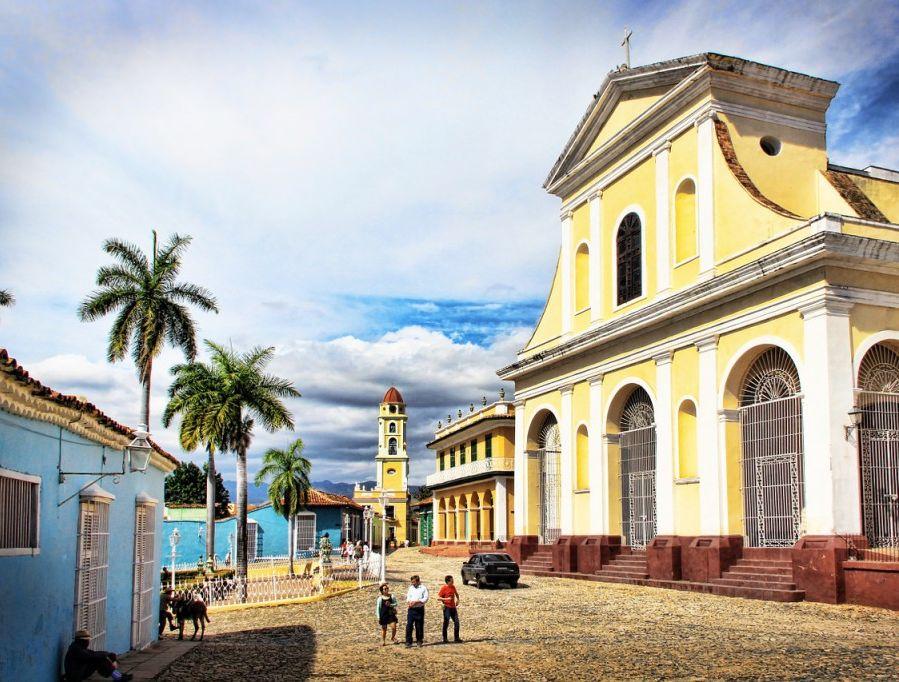 sancti spiritus, trinidad, brigada de solidaridad con cuba