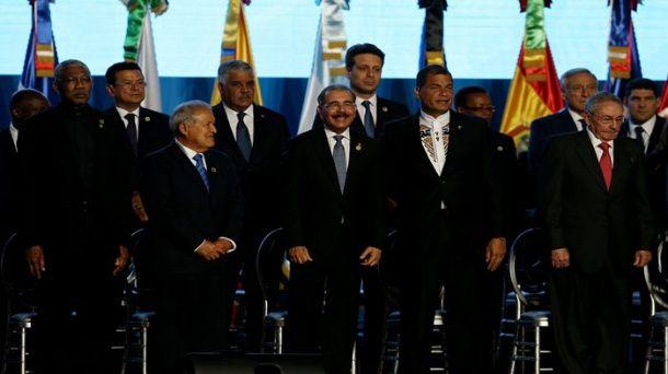 La V Cumbre de Jefes de Estado y Gobierno de la CELAC se lleva a cabo en la localidad de Punta Cana, de República Dominicana. (Foto: TeleSUR)