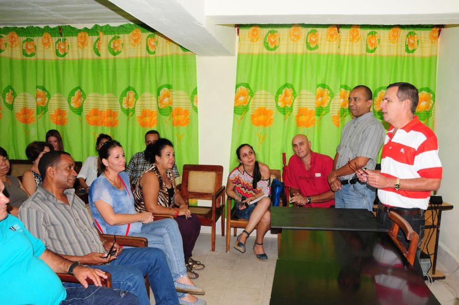 sancti spiritus, periodico escambray, periodistas, upec
