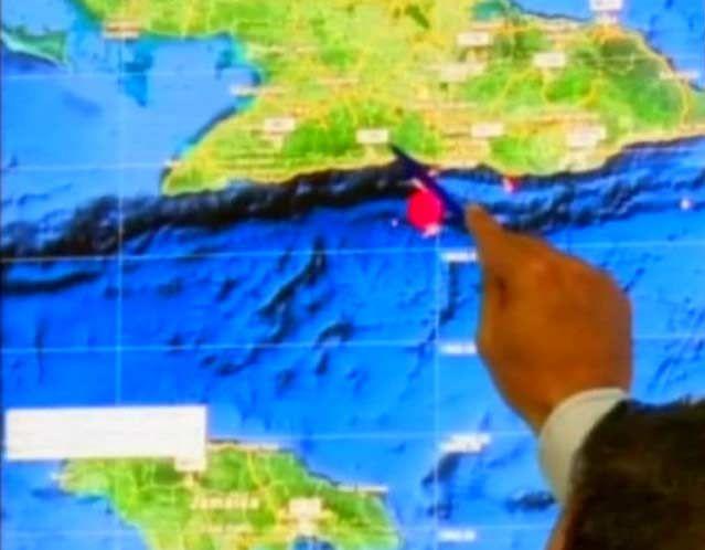 santiago de cuba, sismo, oriente cubano