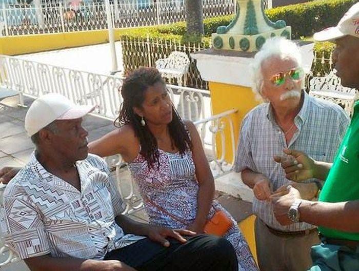sancti spiritus, danny glover, actor norteamericano, trinidad