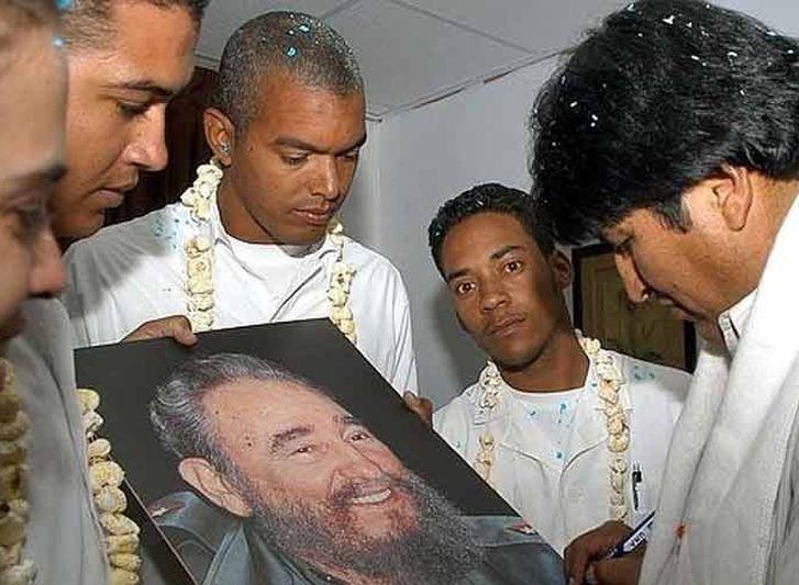 Valoran liderazgo de Morales como elemento de cohesión en Bolivia
