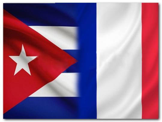 Cuba y Francia constataron el avance favorable en el diálogo político.