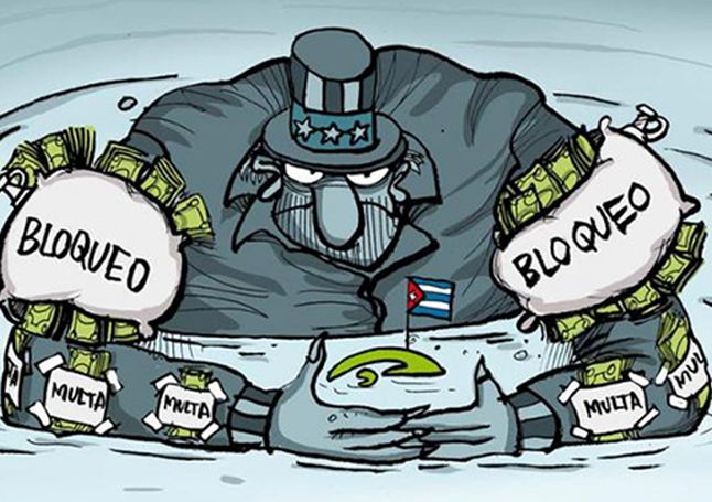 cuba, bloqueo de ee.uu a cuba, relaciones cuba-estados unidos