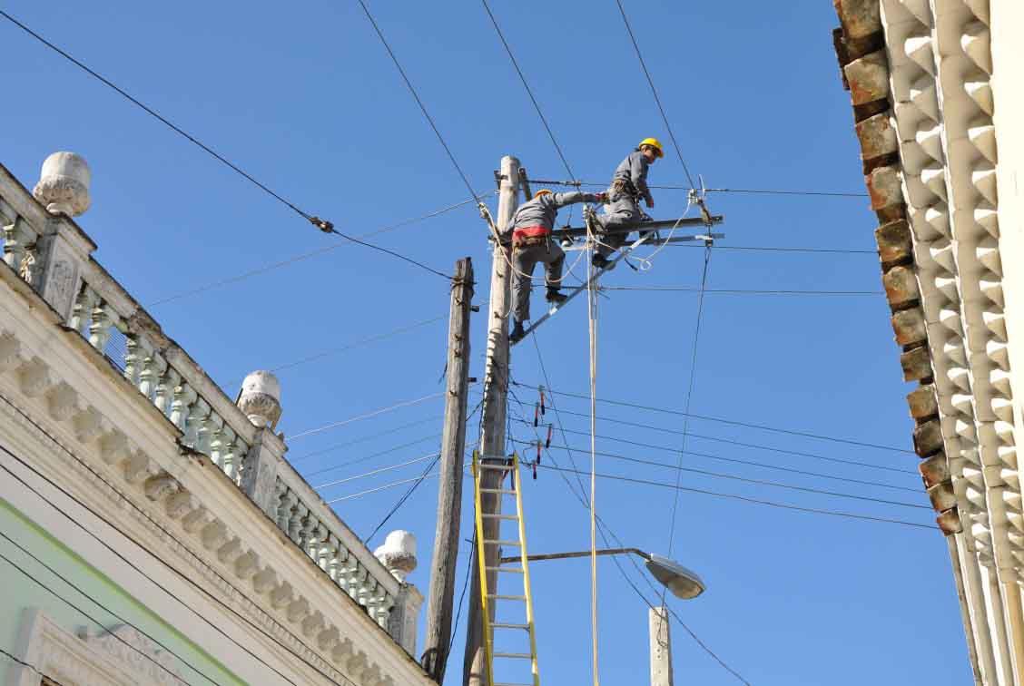 La reposición procede cuando la rotura del equipo es por causas inherentes a problemas de voltaje en las líneas. (Foto: Vicente Brito / Escambray)